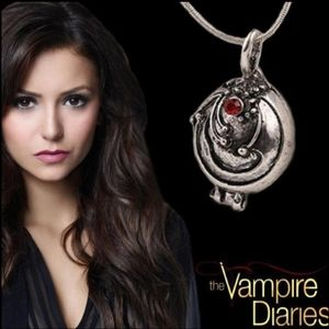 TVD The Vampire Diaries Elena Gilbert Necklace